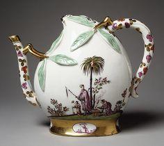 Reference - Met Museum Meissen Porcelain