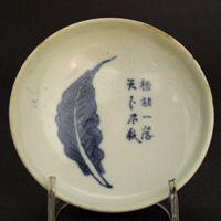 Transitional Porcealin Dish