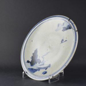 A Rare Shoki-Imari Porcelain Dish c.1630 -1650. Robert McPherson Antiques - 25237.