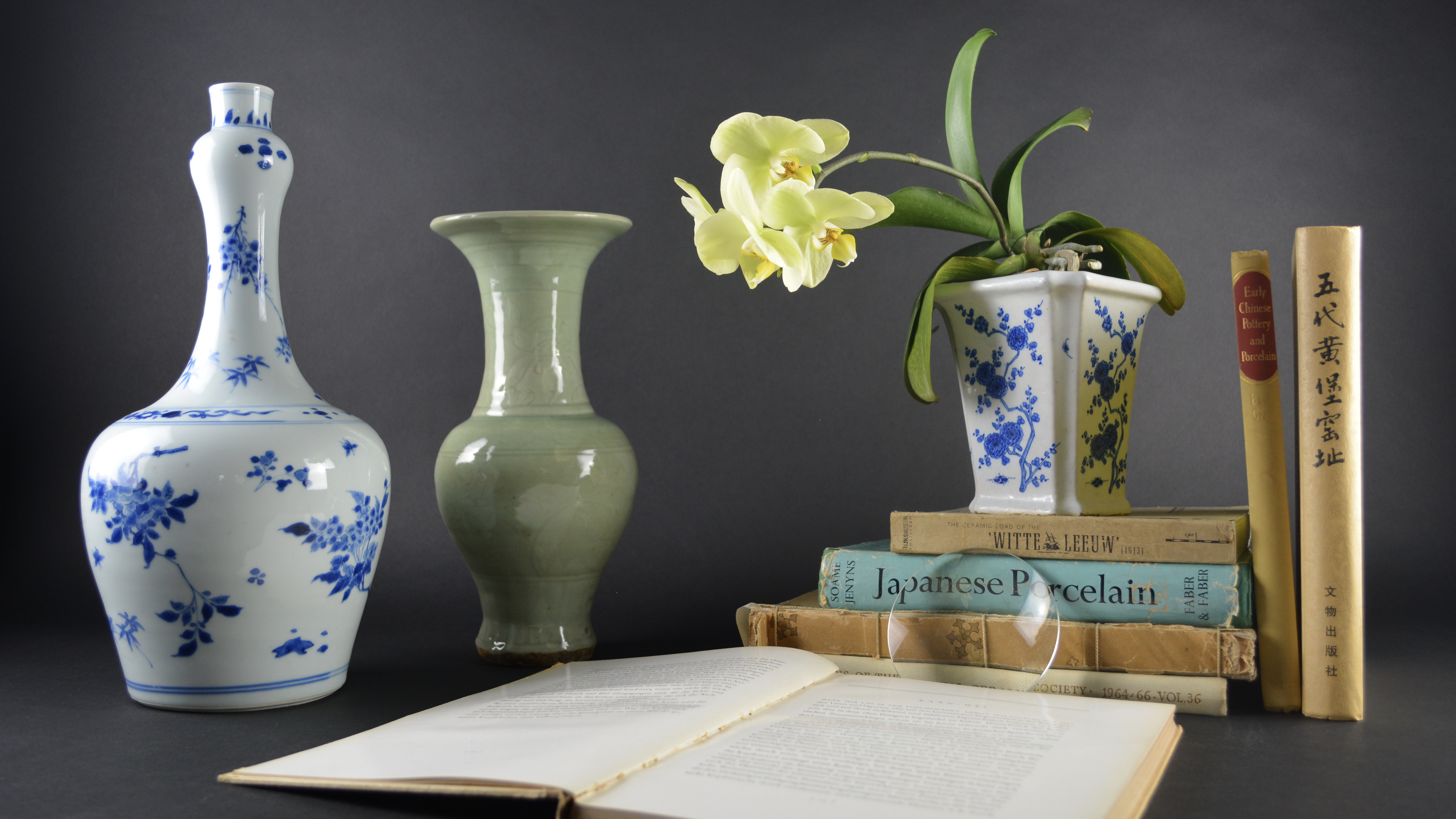 Books about Chinese Ceramics - Robert McPherson Antiques