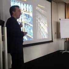 Robert McPherson Lecture about Shipwreck Ceramics for the VVAK in Amsterdam 2019.