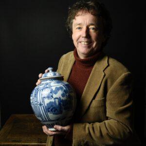Robert McPherson, Robert McPherson Antiques 40 Years. 1980-2020