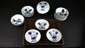 18 Ming Blue and White Porcelain Bowls - Robert McPherson Antiques - 50