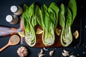 Pak Choi - Chinese Cabbage