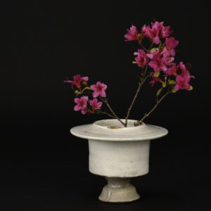 A Song Dynasty Cizhou Pottery Censer or Lamp c.11th Century - Robert McPherson Antiques - 26083